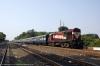ET WDM2 (Jumbo) 17862 waits to depart Bagra Tawa with 51189 0830 Itarsi - Allahabad