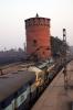 LKO WDG4 12414 departs Kashi with 13006 Amritsar - Howrah