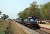 KGP WDM3A 16347 at Baripada with 18008 1250 Baripada - Shalimar