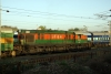 BKSC WDS6 36064 shunts Hatia Carriage Sidings