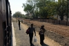 Earthworks for Gauge Conversion works to BG at Lokmanya Nagar on the Indore - Mhow section of line