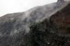 Mount Vesuvius - at its crater