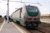 FS 402115 prepares to depart Villa San Giovani with IC728 0700 Palermo Centrale - Roma Termini