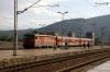 MZ 441754 arrives into Skopje to form 2020 1620 Skopje - Tabanovci
