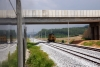 New line being built in Malaysia, near Kuala Kangsar