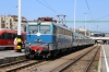 MAV 431001 waits to depart Budapest Deli with 18504 1205 Budapest Deli - Balatonszentgyorgy