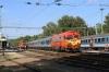 MAV 418126 departs Keszthely with 18803 1646 Tapolca - Pecs