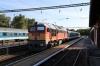 MAV M62 628302 at Keszthely waiting to depart with 19808 1843 Keszthely - Gyor