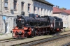 Steam Locos stabled at Oradea