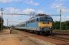 MAV 431098 arrives into Apafa with R6225 1303 Zahony - Cegled