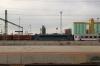 MAV Cargo 630031 arrives into Szekesfehervar with 959 0527 Zalaegerszeg - Budapest Deli