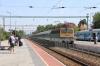MAV 433170 arrives into Siofok with Ex1852 0935 Budapest Deli - Nagykanisza, running 60' late