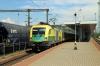GySev 470502 departs Kelenfold with IC942 1105 Budapest Keleti - Sopron