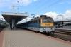 MAV 433313 at Kelenfold with IC204 1445 Budapest Keleti - Zagreb Glavni Kolodvor