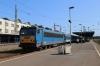 MAV Cargo 630015 at Debrecen with 6297 0803 Zahony - Budapest Nyugati