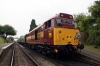 31466 at Meadstead with the 1235 Alresford - Alton