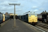 31235/438 at Dereham with the 1200 Dereham - Wymondham Abbey