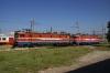 Podgorica Shed (ZCG) - Passenger 461033 & Cargo 461044