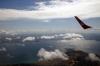 Flight departing Pemba