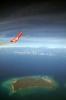 Flying up the Tanzanian Coast