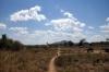 Riane on the Cuamba - Nampula line