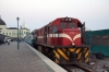 CFM GE U20 D130 waits to depart Maputo with 215 1800 Maputo - Goba
