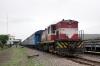 RITES YDM4 D607 (ex 6450) prepares to depart Ressano Garcia with 114 1220 Ressano Garcia - Maputo