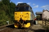 31271 at Yarwell after arrival with the 1237 Wansford - Peterborough NVR via Yarwell