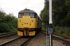 31108/271 run round at Peterborough NVR having arrived with the 1520 Wansford - Peterborough NVR
