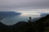 Views between Rochers de Naye & Caux on the Montreux - Rochers de Naye line