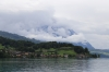 DS Blumlisalp on Lake Thun with #16 1510 Interlaken Ost - Thun
