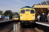 26043 at Sheringham after arrival with the 0920 Holt - Sheringham
