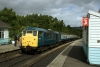31128 at Grosmont with the 1230 Grosmont - Pickering