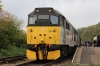 Nene Valley Railway Class 31 60th Anniversary Diesel Gala Day 3 - 31271/31162 at Peterborough after arrival with the 1140 Wansford - Peterborough via Yarwell