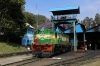 GOC YDM4 6706 waits on Coonoor shed for its imminent trip to GOC for attention to its thin wheels. It was used for shunting on shed only at this point.