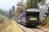 GOC YDM4 6724 departs Udagamandalam (Ooty) with 56142 1215 Udagamandalam (Ooty) - Coonoor