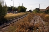 OSE SG & MG alignment on Aspropirgos Bank; clearly showing the Standard Gauge tracks as being used