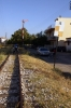 Elefsis station area, OSE Greece