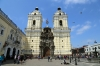 Peru, Lima - San Francisco Monastery