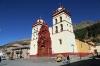Peru, Huancavelica - Huancavelica Cathedral