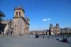 Peru, Cusco - Cusco Cathedral & Iglesia de La Compania de Jesus