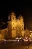 Peru, Cusco - Iglesia de La Compania de Jesus