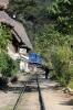 Peru Rail Alco DL532 #356 shunting at Machu Picchu