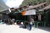 Inca Rail ticket office at Machu Picchu station