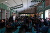 Machu Picchu station waiting area