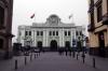 Peru, Lima - Los Desamparados Station