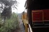 FCCA GE C30-7 1008 leads the 0700 Lima - Huancayo tourist train as it approaches Chosica