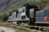 Ex Norfolk Southern GE C39-8 8209 languishes at San Bartolome under FCCA ownership