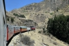 FCHH MLW DL532 435 leads the 0630 Huancayo Chilca - Huancavelica (Train Macho) between Acoria & Yauli; it wouldn't quite make it to Huancavelia on this occasion until well into the afternoon!
