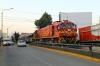 FCCA EMD JT26CW-2B 701 waits to depart Huancayo with FCCA's 0700 Huancayo - Lima Los Desamparados tourist train